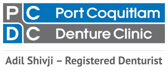 Port Coquitlam Denture Clinic Logo